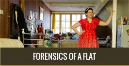 forensics of a flat